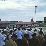 UpacaraPeringatan Hari Pahlawan ke-75 Tahun 2020 di Kabupaten Sumba Tengah