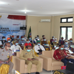PENYERAHAN SERTIFIKAT TANAH SECARA VIRTUAL OLEH PRESIDEN REPUBLIK INDONESIA