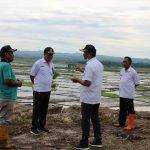 PERSIAPAN KUNJUNGAN KERJA MENTERI PERTANIAN REPUBLIK INDONESIA DI LOKASI FOOD ESTATE KABUPATEN SUMBA TENGAH